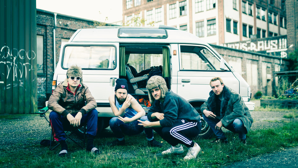 "Bandfoto ""Mary Jane Killed The Cat"""